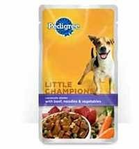 Pedigree Little Champions Casserole Dinner (Wet)
