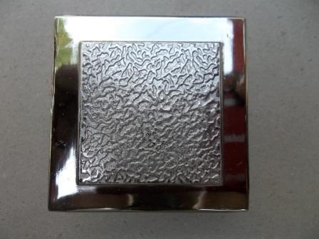 White Metal Furniture Fittings