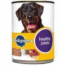 Pedigree Healthy Joints Premium Ground Entree