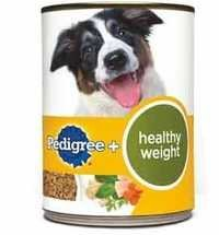 Pedigree Healthy Weight Premium Ground Entree in Meaty Juices