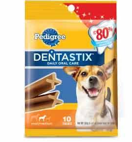 Pedigree DENTASTIX  treats Small/Medium