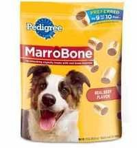 Pedigree Marrobone Treats Dog Food