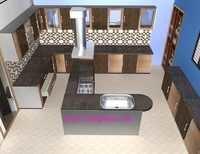 Island Kitchen Designs