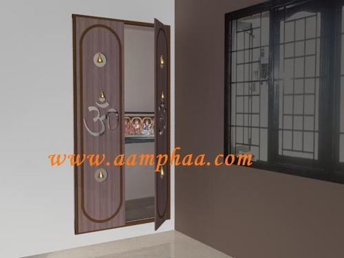 Modern Pooja Room Door Designs Modern Pooja Room Door Designs
