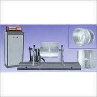 Double Plane Blower Balancing System