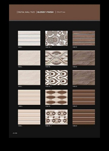 20X30 Digital Wall Tiles