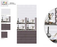 Glossy Kitchen Ceramic Wall Tiles