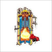 Oil Fired Boiler Erection