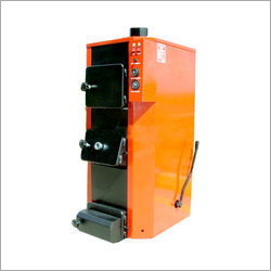 Solid Fuel Fired Boiler Erection