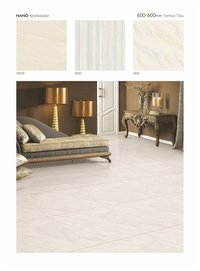Nano Polished Vitrified Floor Tiles