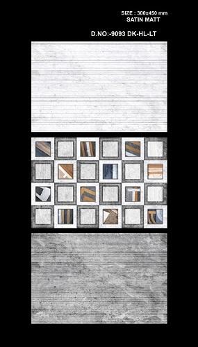 Inkjet Kitchen Wall Tiles