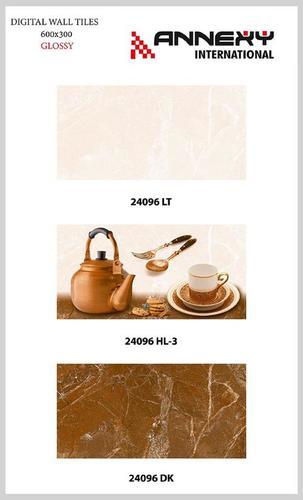 Interior Kitchen Wall Tiles < 300X600 mm >