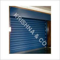 Powder Coating Rolling Shutter