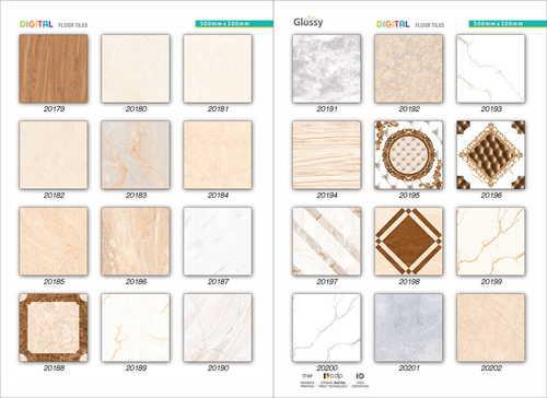 Wood Green Wall Tiles