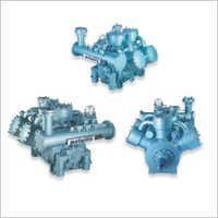 Piston Compressors Air Cooled