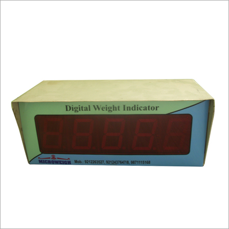 Electrical Digital Weight Indicator