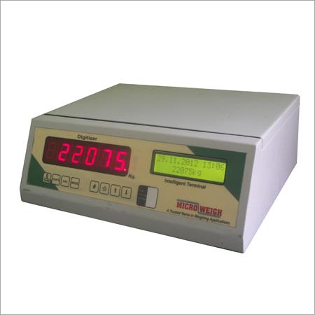 Digital Weighbridge Indicator