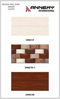 White Glossy Finish Tiles