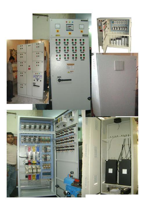 Automatic Power Factor Correction Panel (APFC)
