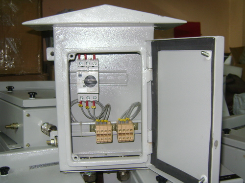 Junction Control Panel Box