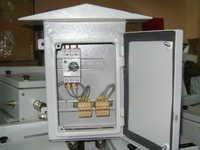 Junction Control Panel Box