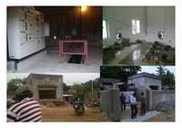 Wastage water pump house Project