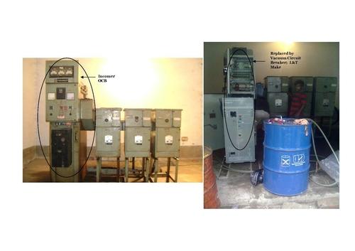 Vacuum Circuit Breaker Retrofitting