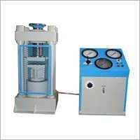 Electronic Compression Testing Machine