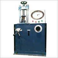Point Load Testing Machine