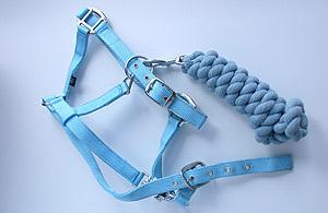 lead rope Nylon Halter