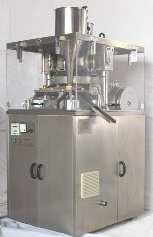 DOUBLE LAYER TABLET PRESS MACHINE