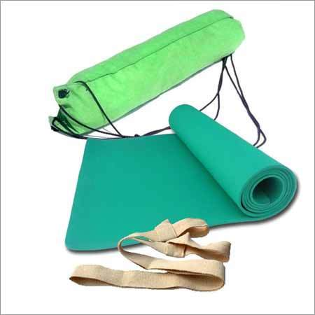 Yoga Mats - Premium (With Cover & Anti Skid Desi
