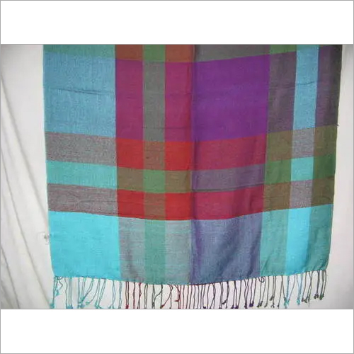 Men Viscose and Cotton Scarves