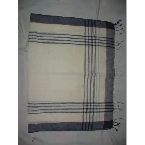 Men Fringes Scarves