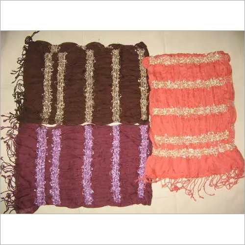 Flag Yarn Scarves