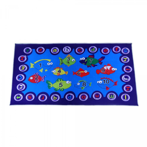 Gravolite Kids Education Mats (Fish Design)
