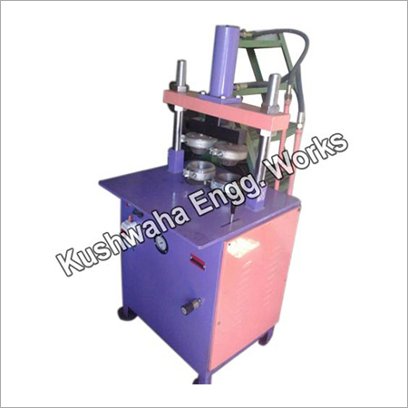 Double Die Hydraulic Paper Plate Making Machine & Double Die Hydraulic Paper Plate Making Machine - Double Die ...