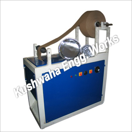Full Automatic Paper Plate Machine