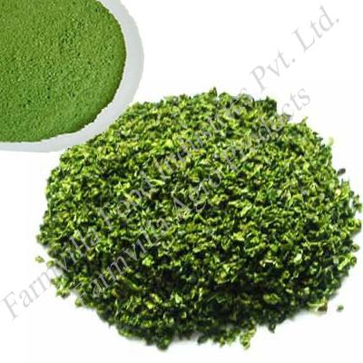 Green Chilli Flakes Certifications: Fssai