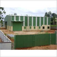 Prefabricated Engineered Building