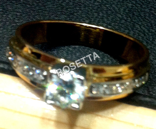 Solitair Diamond Ring