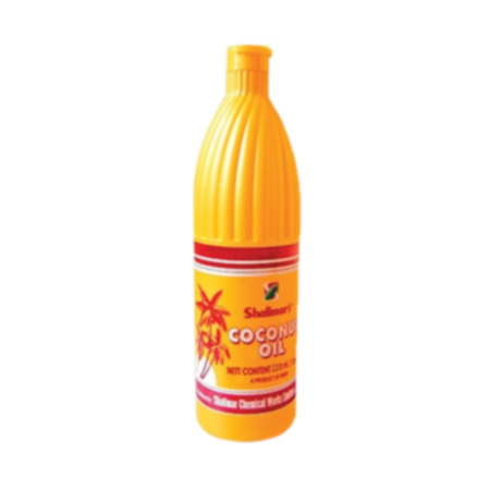 200ml HDPE Bottle Coconut Oil