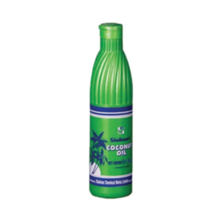 50 ml HDPE Bottle Coconut Oil