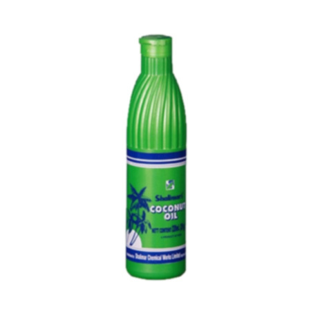 200 ml Coconut Oil in HDPE Bottle