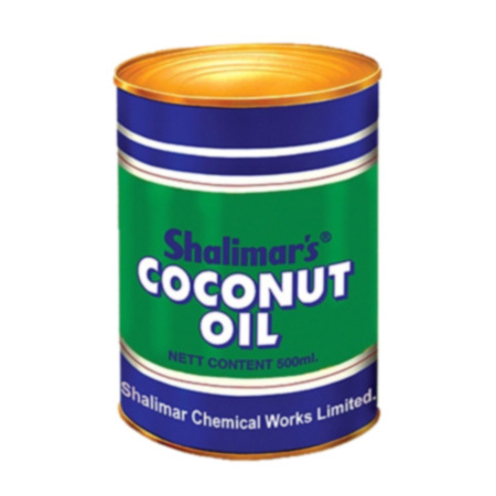 COCONUT OIL GREEN  LABEL