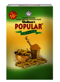 POP SPICES Turmeric Powder 200 GM