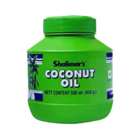 Common Wide Mouth Coconut Oil 500 Ml