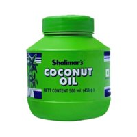 Wide Mouth Coconut Oil 500 ml