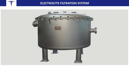 Electrolyte Filtration System