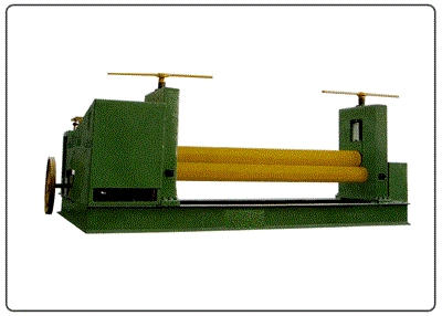 Hand Plate Bending Roller